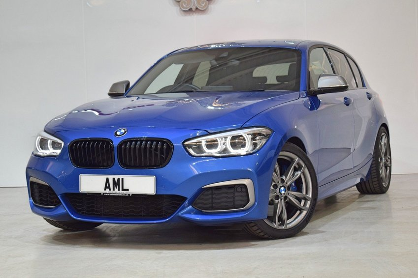 View BMW 1 SERIES M140I DCT MOTEC EDITION WITH ADAPTIVE SUSPENSION AND SERVICE PACK
