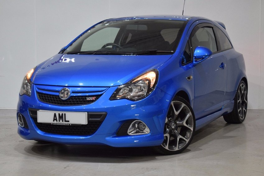 View VAUXHALL CORSA VXR LOW MILES WITH FULL VAUXHALL SERVICE HISTORY