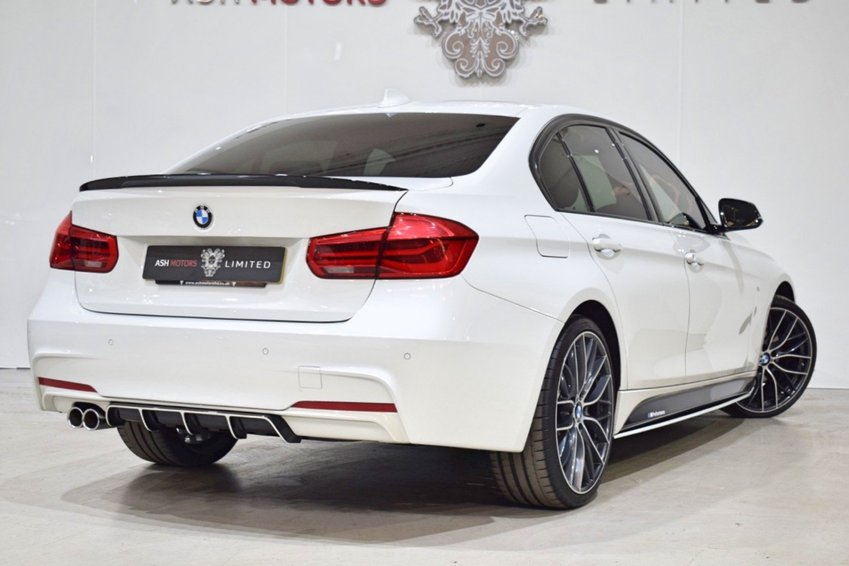 View BMW 3 SERIES 320d M Sport Auto - Genuine M Performance - FBMWSH