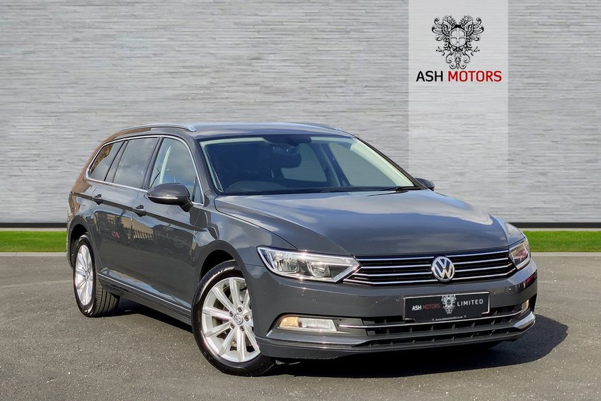 View VOLKSWAGEN PASSAT TDi 150 BlueMotion Start-Stop SE Business - FULL VW SERVICE HISTORY