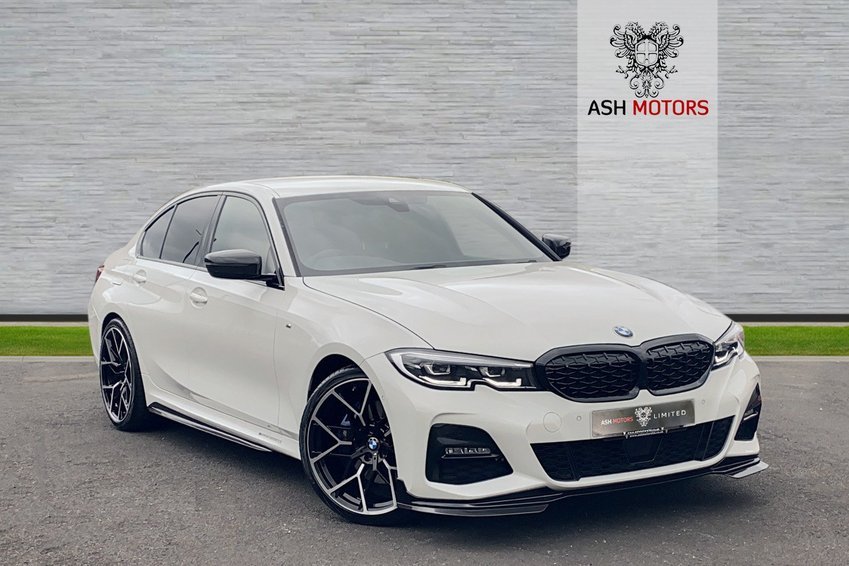 "BMW 3 SERIES 320d 190 Auto M Sport - BODY KIT - 20"" FORGED ALLOYS - TECH PACK - COMFORT PACK - M SPORT PLUS PAC"
