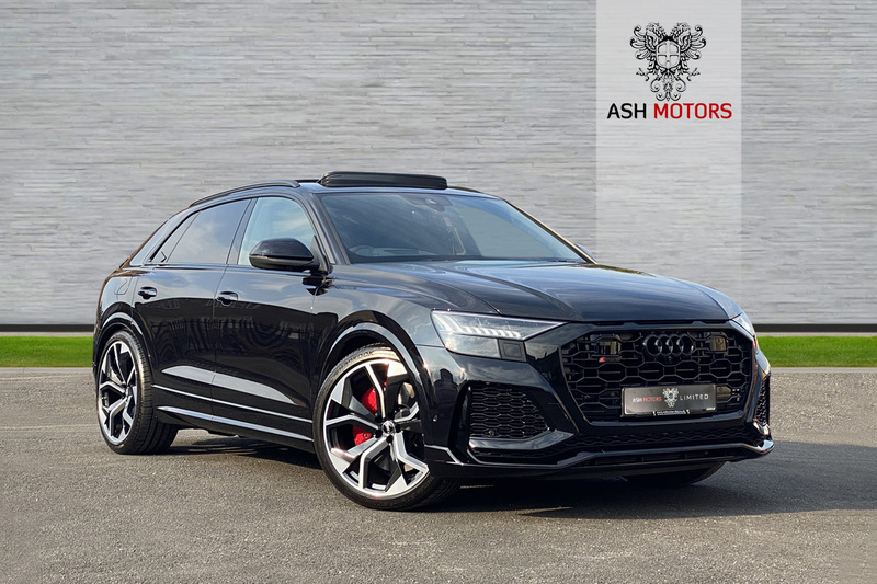 AUDI RSQ8 VORSPRUNG TFSi V8 600 Quattro Tip 48v - CARBON TWILL - COOLED AND MASSAGE SEATS
