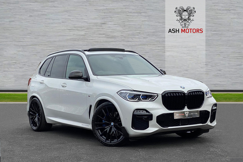 BMW X5 XDRIVE30D M SPORT WITH M PERFORMANCE BODYKIT - TECH PACK - VISIBILITY PACK- M SPORT PLUS PACK