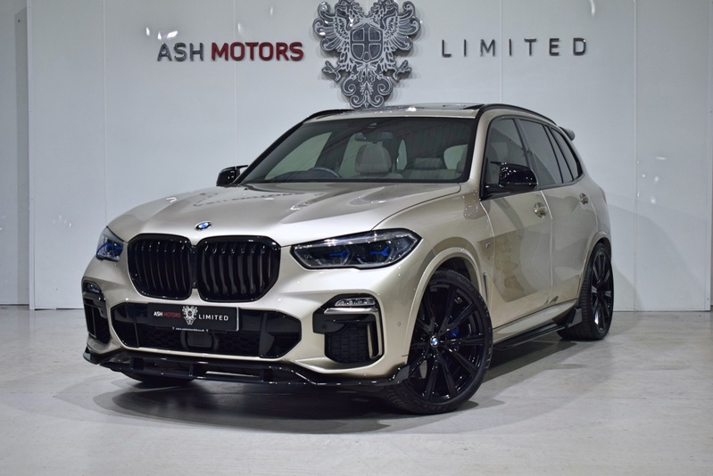 BMW X5 M50D - ** RESERVED **