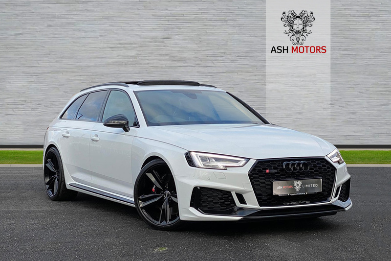 AUDI A4 RS 4 TFSI QUATTRO AUDI SPORT EDITION - ** RESERVED **