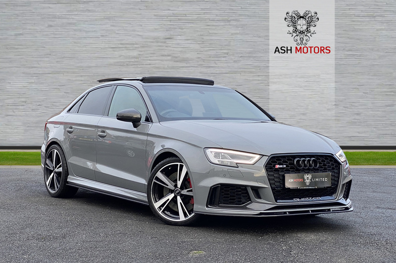 AUDI RS3 TFSI QUATTRO - HUGE SPEC - CARBON KIT - RACE LED STEERING WHEEL
