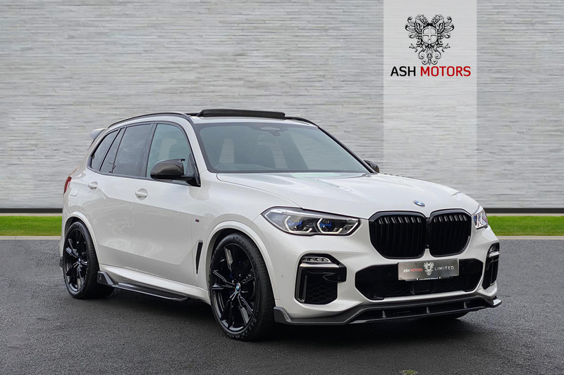 BMW X5 M50D CARBON FIBRE BODYKIT - OVER 16K OPTIONS