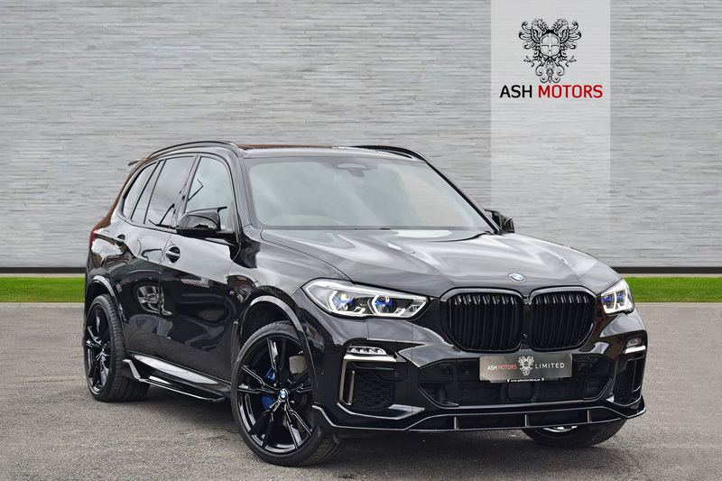 BMW X5 M50D - BODYKIT - INDIVIDUAL LEATHER - LASER LIGHTS