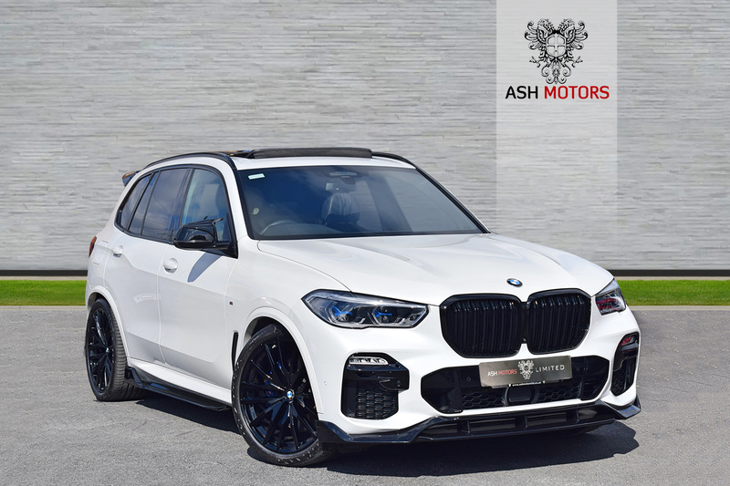 BMW X5 XDRIVE30D M SPORT BODYKIT - PAN ROOF - LASER LIGHTS - ASSISTANCE PACK